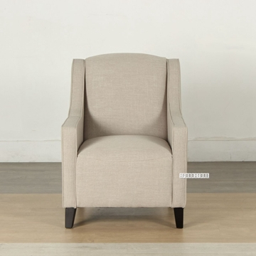 Picture of HETTON Lounge Chair *Beige