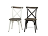 Picture of HANOVER Metal Cross Back Chair