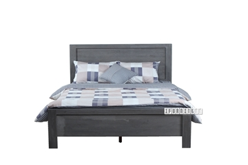 Picture of PHILIPPE Acacia Queen Size  Platform Bed