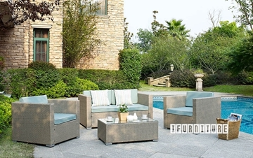 Picture of PIHA 4 PC Patio Sofa Set