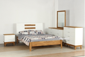 Picture of ZAYNE Bedroom Queen Size 8 pcs Set