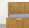 Picture of VINCENT Queen Size  Platform Bed *Solid NZ Pine