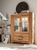 Picture of CARDIFF Medium Display /high board *Solid European Oak & Made in Europe