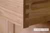 Picture of NEWLAND Solid OAK Double Wardrobe on Drawer