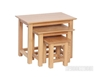 Picture of NEWLAND Solid Oak Nest Of Tables