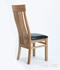 Picture of NEWLAND Slat back Solid Oak Dining Chair