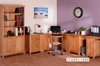 Picture of NEWLAND Solid Oak 2 Drawer Console Table