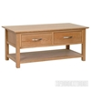 Picture of NEWLAND Solid OAK 4 Drawer Coffee Table *100% Oak