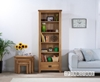 Picture of RIVERLAND Solid OAK Large Bookcase