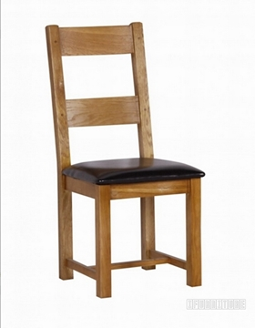 Picture of RIVERLAND Solid OAK Dining Chair