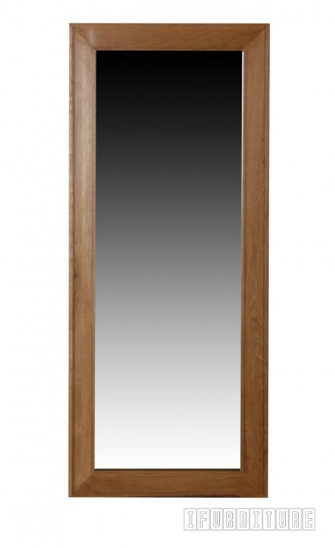 Picture of RIVERLAND Solid OAK Tall Mirror