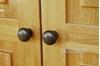 Picture of RIVERLAND Solid OAK 2 Door Wardrobe