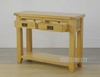 Picture of RIVERLAND Solid OAK Hall Table