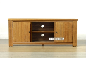 Picture of VINCENT 2 Door TV Unit *Solid NZ Pine