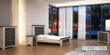 Picture of FREIDA Acacia QUEEN BEDROOM 3 PCS COMBO