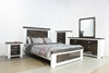 Picture of FREIDA Acacia QUEEN BEDROOM 3 PCS COMBO