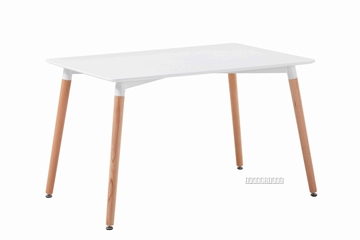 Picture of ALPHA  Table *White