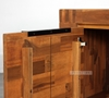 Picture of ASTON Acacia 2 Drawer Nightstand