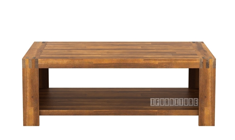 Picture of ASTON Acacia Coffee Table and End Table