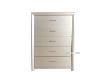 Picture of EUREKA 5 Drawer Chest/Tallboy