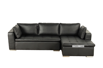 Picture of HARROW SECTIONAL Sofa *Genuine Leather