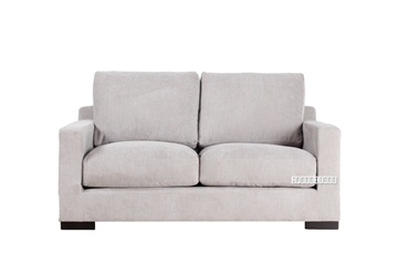Picture of BLANDFORD LOVESEAT *Feather Filled BEIGE