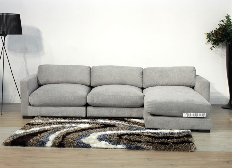 Picture of DOVE Reversible Sectional Sofa *Feather Filled