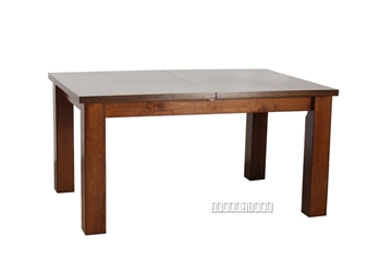 "Picture of FRANK 60""-78"" Extension Dining Table"