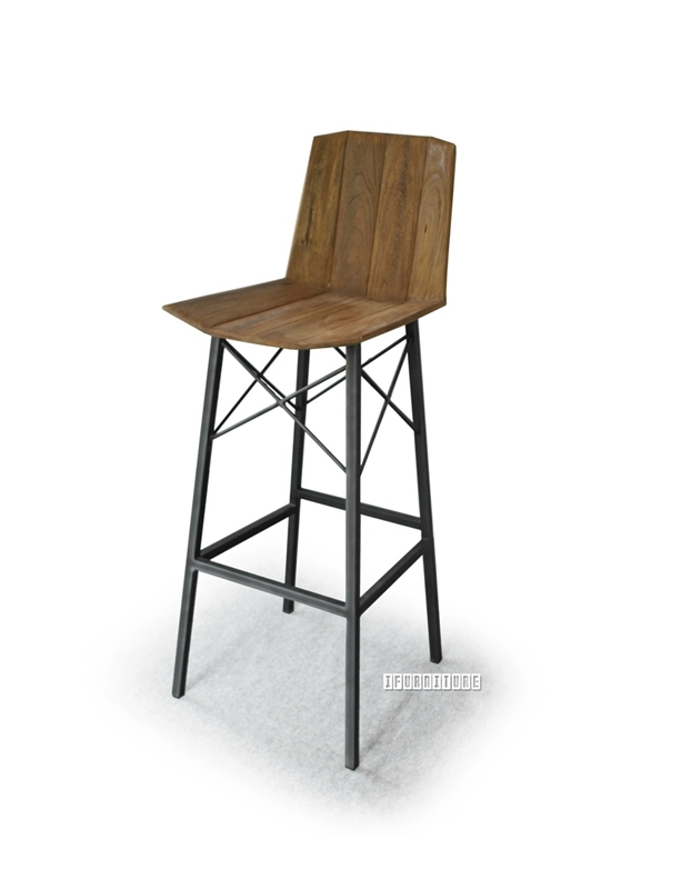 Picture of SUMATRA Solid Teak Bar Chair