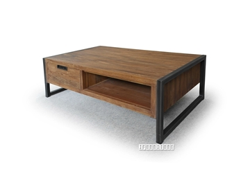 Picture of SUMATRA Solid Teak Coffee Table