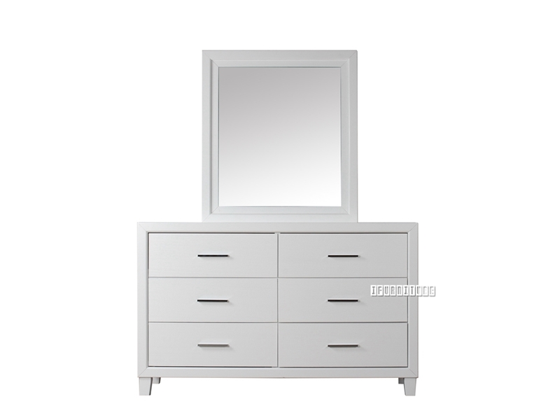 Picture of BIANCA Dressing Table and Mirror