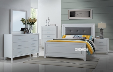 Picture of BIANCA 5 PCS Bedroom Combo