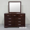 Picture of PAKER Dresser and Mirror Set