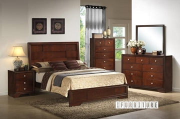 Picture of Parker  Queen Bed Frame