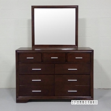 Picture of PARKER Dressing table and Mirror