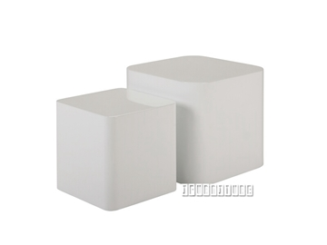 Picture of RAMME Square Side Table Set