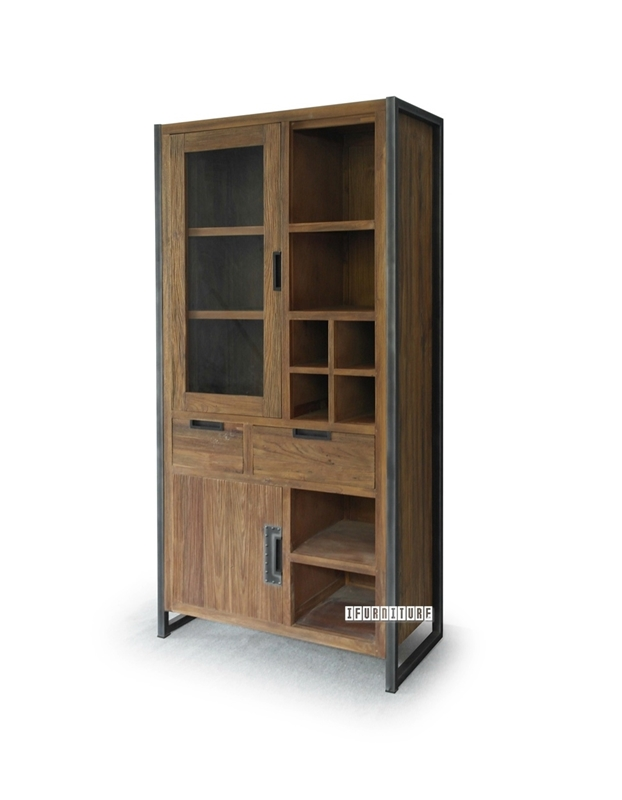 Picture of SUMATRA Solid Teak Cabinet