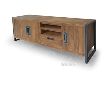Picture of SUMATRA Solid Teak TV Stand