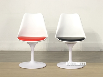 Picture of TULIP Swivel Arm Dining Chair