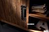 Picture of SUMATRA SUMATT01 4 Door 4 Drawer Solid Teak Sideboard