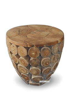 Picture of DECO T116 Round Coin Stool