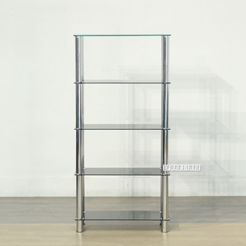 Picture of STUDIO Glass 5 Tier Rack *Black