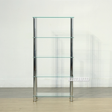 Picture of STUDIO Glass 5 Tier Rack *Clear Glass