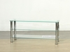 Picture of STUDIO Glass TV Unit *Clear Glass