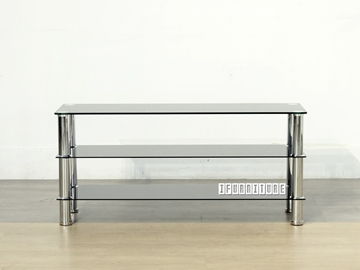 Picture of STUDIO Glass TV Unit *Black