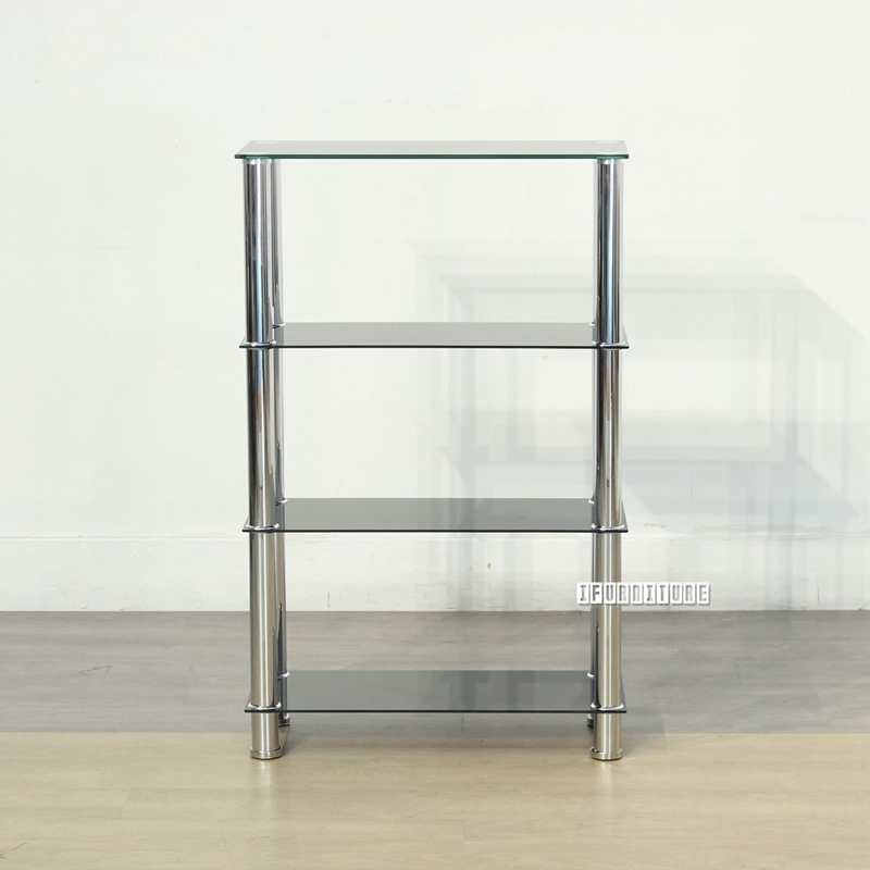 Picture of STUDIO Glass 4 Tier Rack*Black