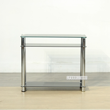 Picture of STUDIO Glass Console Table *Black