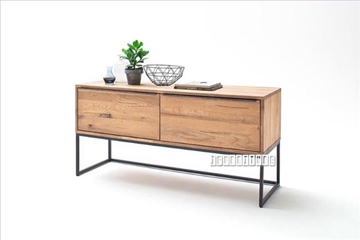 Picture of NEVADA Console Table *Solid European Wild Oak