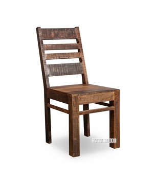 Picture of FREETOWN Solid Mango Wood Dining Chair