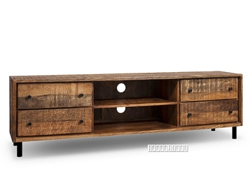 Picture of FREETOWN Solid Mango Wood TV Unit --SOLD OUT
